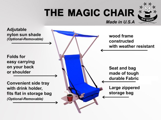 a new Magic chair