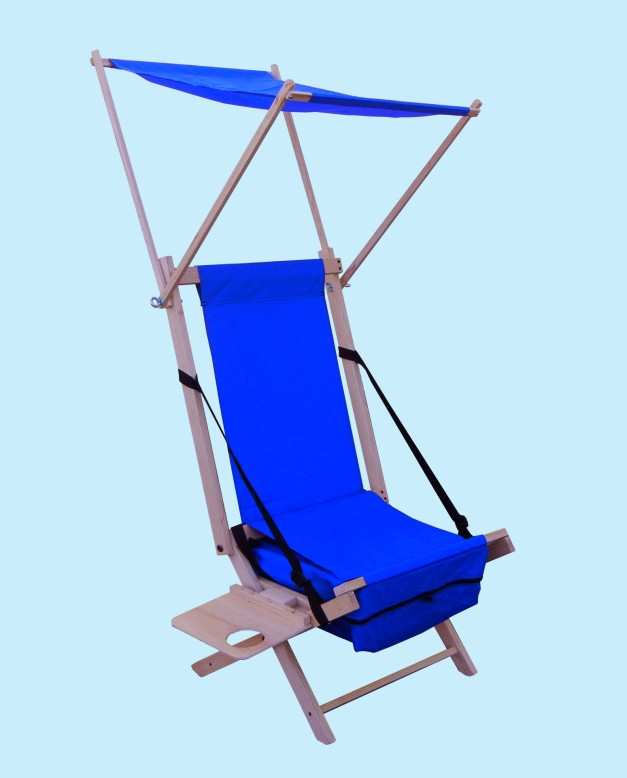 Beach Chair (Blue 2 )